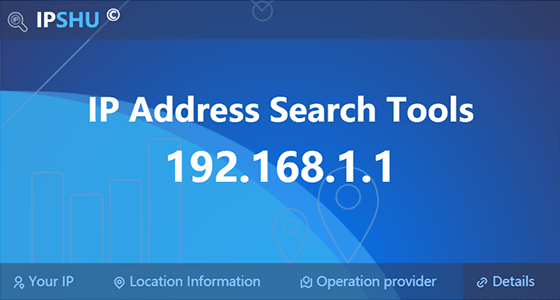 What is 192.168.1.1?